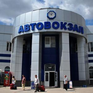 Автовокзалы Астрахани