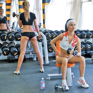 Фитнес-клубы Астрахани