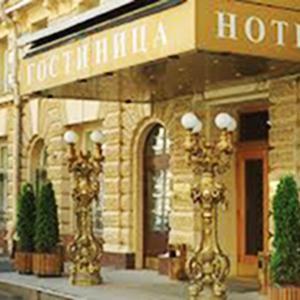 Гостиницы Астрахани