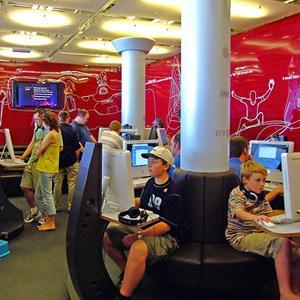 Интернет-кафе Астрахани