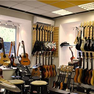 Музыкальные магазины Астрахани