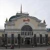 Железнодорожные вокзалы в Астрахани