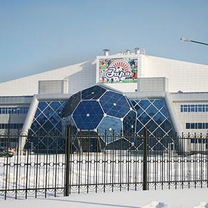Спортивные комплексы Астрахани