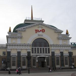Железнодорожные вокзалы Астрахани